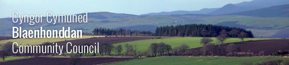 Cyngor Cymuned Blaenhonddan Community Council